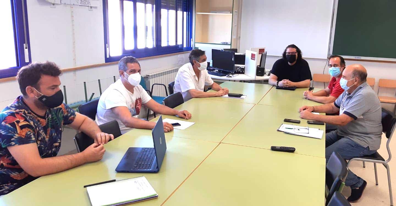 El Ayuntamiento, el CEIP La Alameda y el AMPA coordinan una vuelta al cole segura tras todo un verano en contacto estudiando medidas