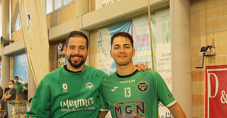 El segundo capitán del Club BM Bolaños habla sobre el rival de esta semana, el BM Montequinto Ciudad de Dos Hermanas que parte a tan solo un punto de los verdes