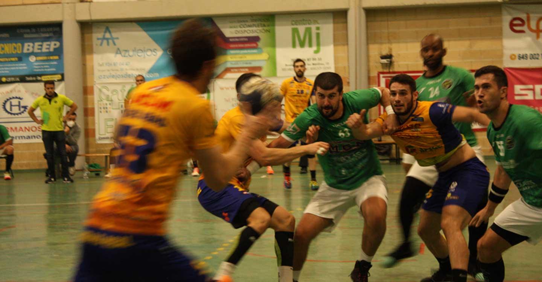 El Club BM Bolaños vuelve a la senda de la victoria