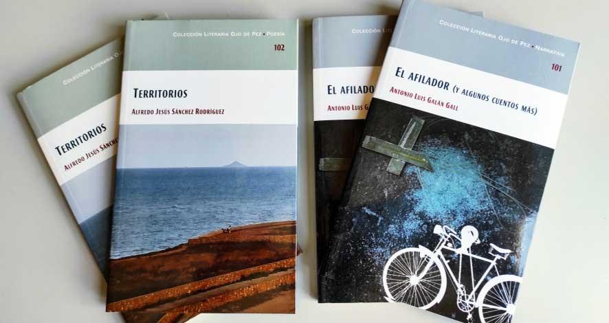 """La BAM presenta un libro de relatos y un poemario de su Colección Literaria """"Ojo de Pez"""""""