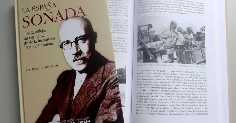 """La BAM pesenta mañana el libro """"La España Soñada"""" sobre el pedagogo José Castillejo"""