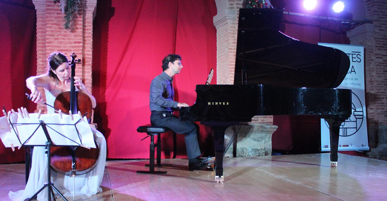 Beatriz Blanco deslumbra con su virtuosismo dentro del ciclo de Conciertos Infantes_Música
