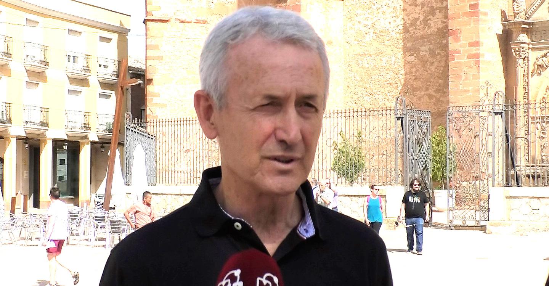 """Benito Floro: """"Antonio Caba me marcó futbolísticamente en todo"""""""