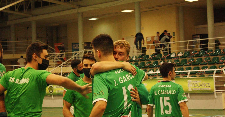 El Club BM Bolaños consigue la victoria en tierras africanas (21-25)