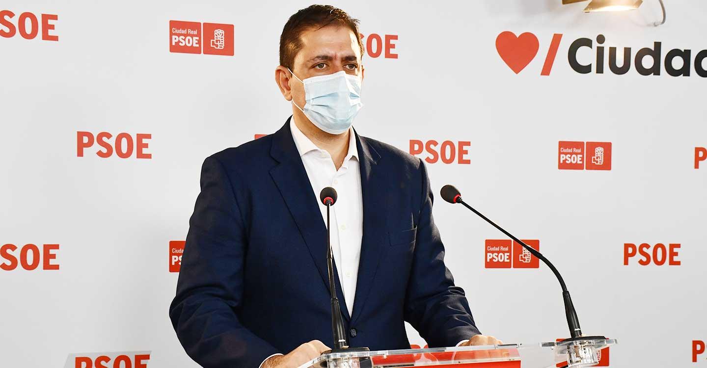"""Bolaños: """"Estamos verdaderamente sorprendidos de que en un supuesto acto de apoyo a la Constitución se pisotee la esencia de esta y de la democracia, como es el respeto a la mayoría a la hora de elegir el gobierno de España"""""""