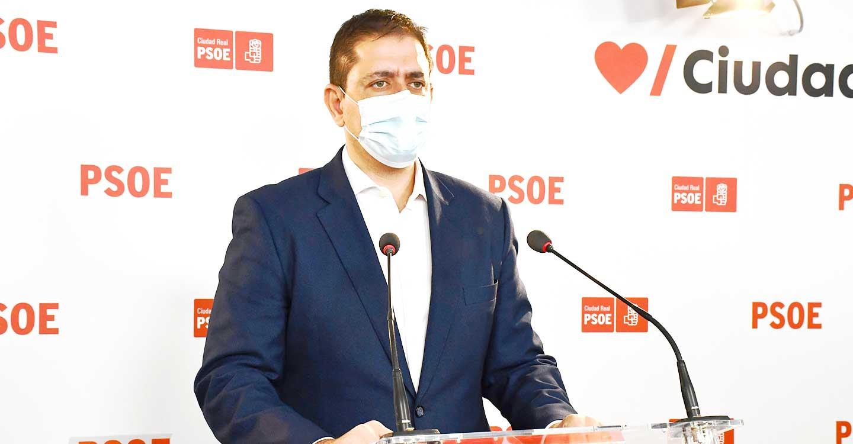 """Bolaños: """"Al PP le preocupa más la agenda de García-Page que las vacunas, porque prioriza el ruido a la salud de los ciudadanos"""""""