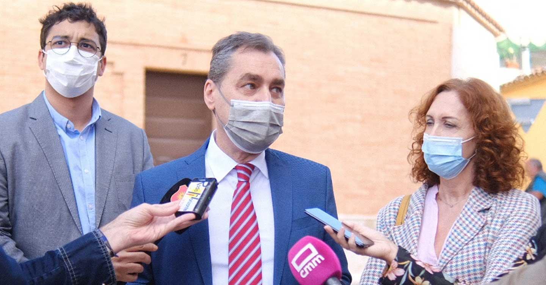 El delegado del Gobierno en Castilla-La Mancha afirma que los buenos datos del paro demuestran que estamos en pleno periodo de recuperación
