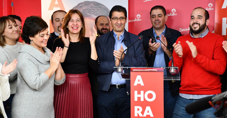 """Caballero: """"Ahora toca gobierno, y no caben excusas para que se permita gobernar a quien por segunda vez ha ganado las elecciones en España"""""""