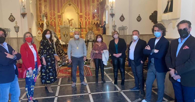 Carmen Teresa Olmedo ha conocido las peculiaridades de la Semana Santa Calzadeña