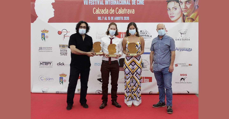 El VIII Festival Internacional de Cine de Calzada de Calatrava convoca internacionalmente su sección de largometrajes