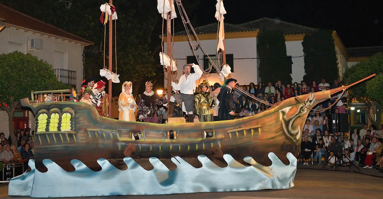 Cancelada la vigésima primera edición de 'El Quijote en la calle' en Argamasilla de Alba