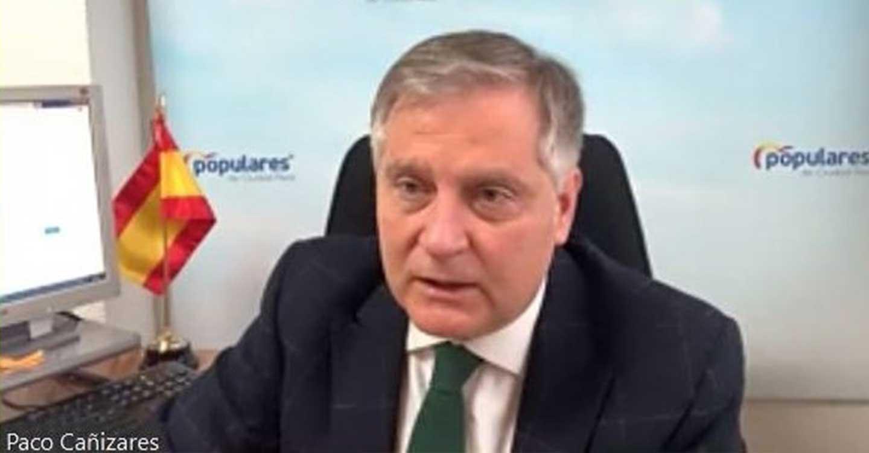 """Cañizares advierte que """"se vislumbra una situación preocupante en CLM en el tema de la vacunación porque el Gobierno Regional carece de un plan ágil y transparente """""""