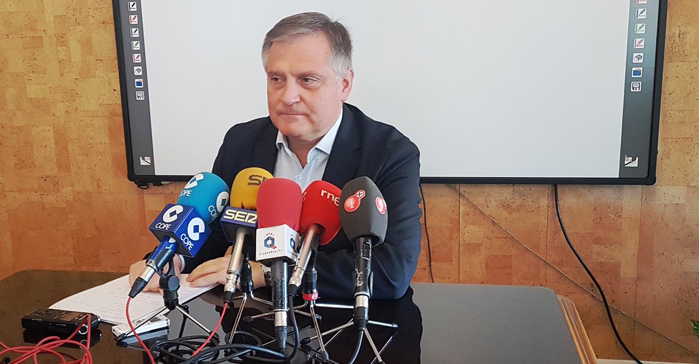 Cañizares asegura que los primeros cien días de Gobierno PSOE-C's han estado marcados por el estancamiento de la ciudad