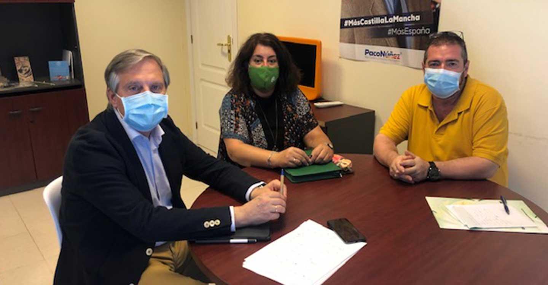 Cañízares reconoce la labor que los funcionarios de prisiones han llevado a cabo durante la pandemia