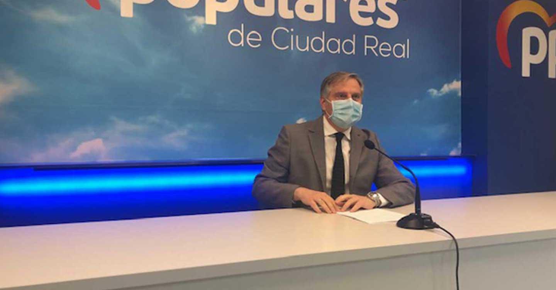 """Cañizares :"""" la sangría del paro continúa en Ciudad Real y volvemos a superar los 50.000 desempleados"""""""