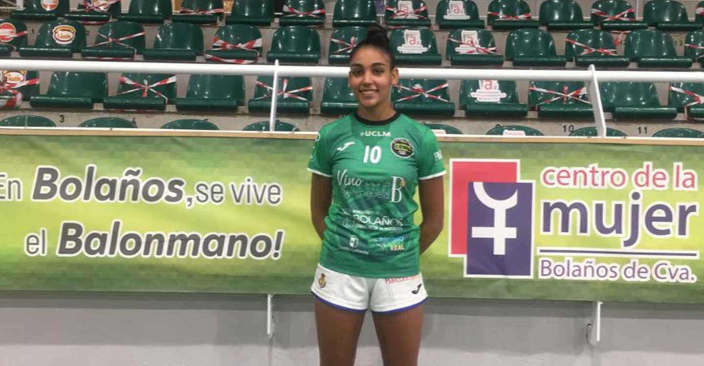 Carmen Arroyo vuelve a ser seleccionada con el Equipo Nacional Juvenil Femenino