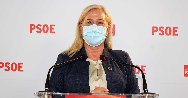 """Carmen Mínguez: """"De los casi 4 millones de trabajadores que llegaron a estar en ERTE durante la pandemia, se han incorporado a sus puestos de trabajo un 90% de los mismos"""""""