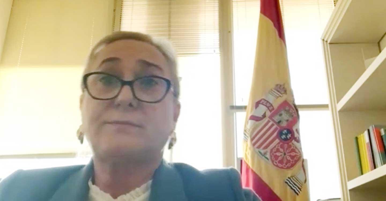 """Carmen Mínguez: """"La respuesta de España en medidas para apoyar a autónomos y empresas, es de las más elevadas de los países de la Unión Europea"""""""