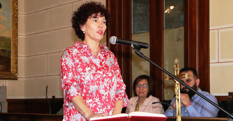Carmen Pimienta dirige una carta a los vecinos y vecinas de Almodóvar del Campo para mostrarles su agradecimiento por el apoyo recibido