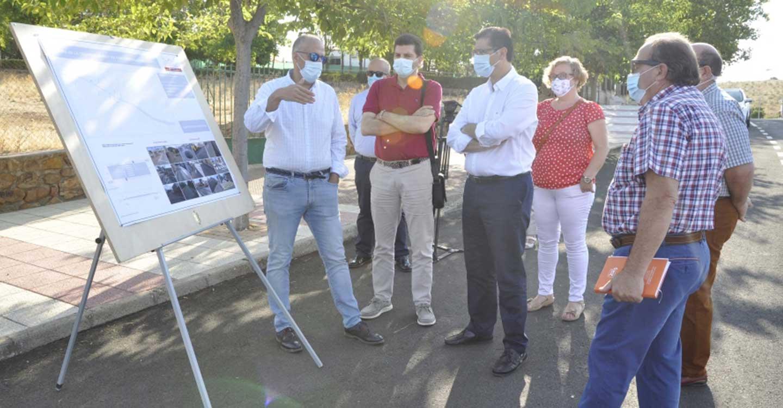 Las carreteras de la Diputación de Ciudad Real registran una importante actividad rehabilitadora en tiempos de pandemia