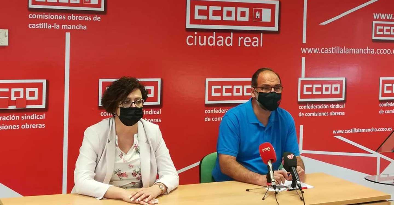 CCOO insta a la patronal a incluir los derechos de igualdad en la negociación colectiva para no dejar atrás a la mitad de la población