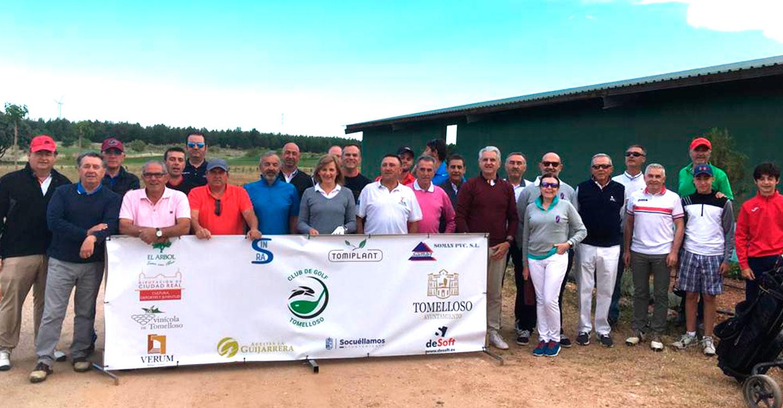 Celebrado el IV Open de golf