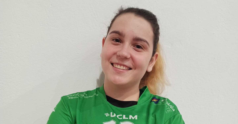 Celia Román ficha por el filial del Club BM Bolaños