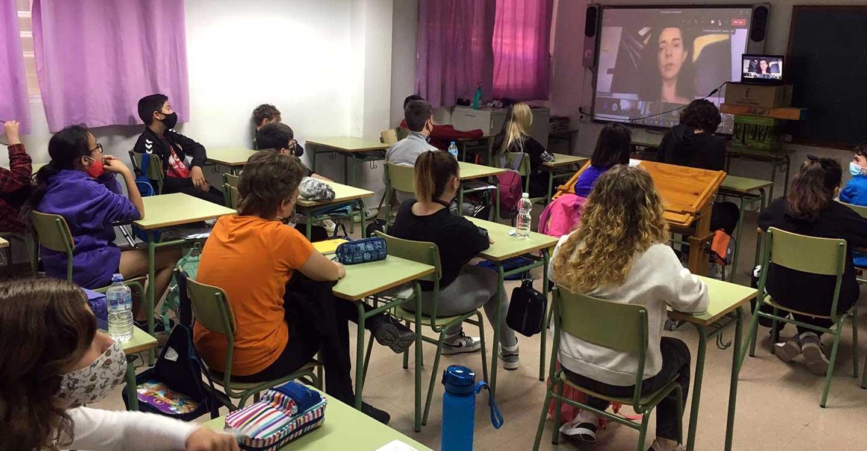 Los centros educativos de Argamasilla de Alba celebran la II Jornada de Convivencia Intercentros