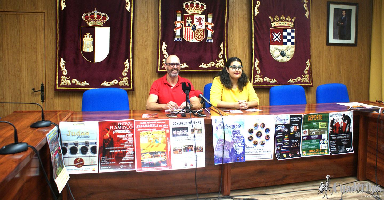 Cerca de 80 actividades y eventos forman el programa de la Feria y Fiestas 2019 de Argamasilla de Alba