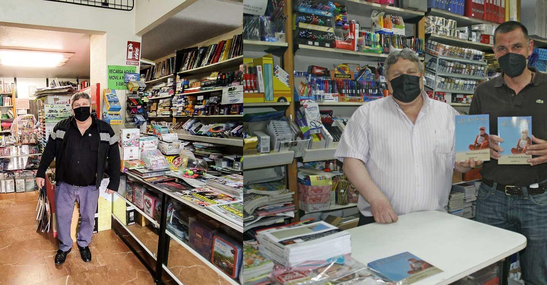 Los escritores David García Rodríguez y Jorge Molist apadrinan la entrega de premios del XXIV Certamen de Relatos en Prosa que organiza Librería Delfos de Argamasilla de Calatrava