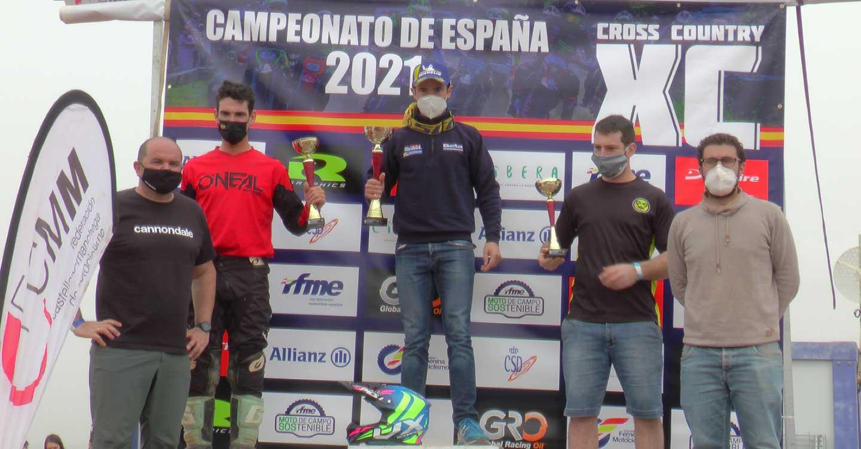 El circuito de la jarilla de Cózar, ha acogido durante este fin de semana el Campeonato de España de Cross-Country