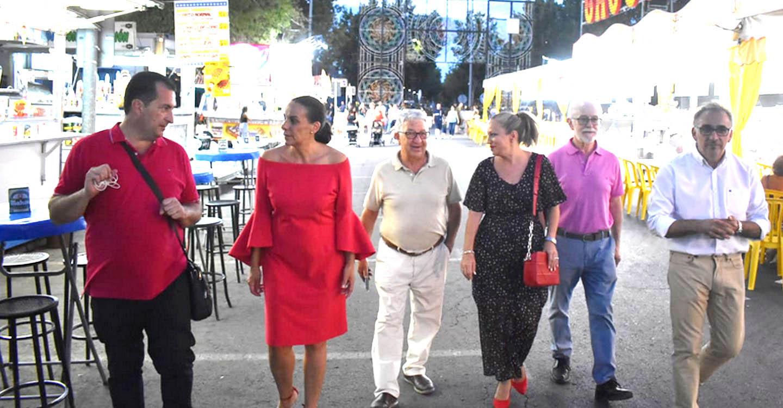 Ciudadanos Ciudad Real celebra el éxito de una feria inclusiva