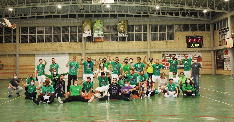 El Club BM Bolaños consigue traer los dos puntos de Algeciras (25-26)
