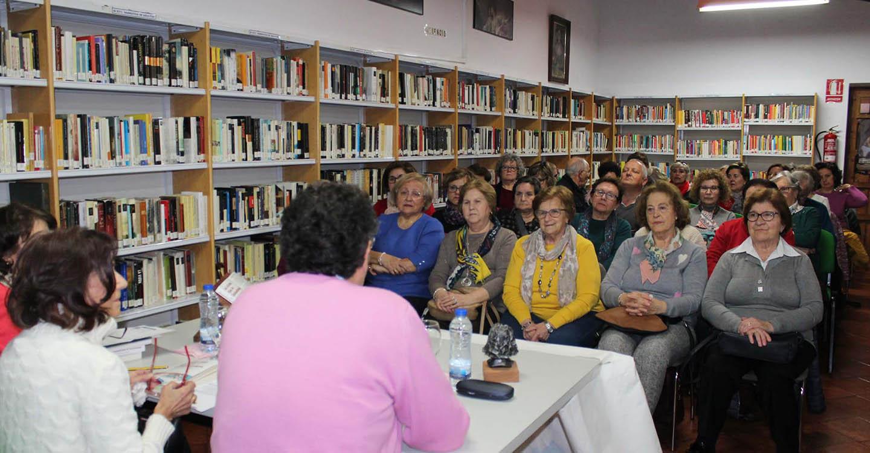 El Club de Lectura 'El Lugar de la Mancha' organiza un encuentro con la autora Vivian Idreos Ellul