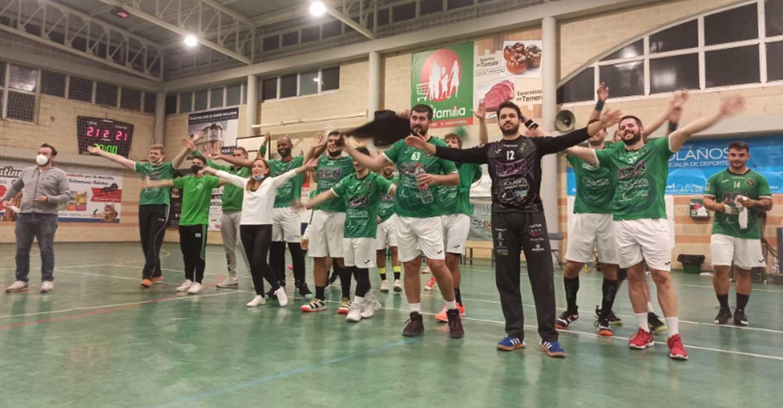 Sabor agridulce para el BM Bolaños al terminar la temporada