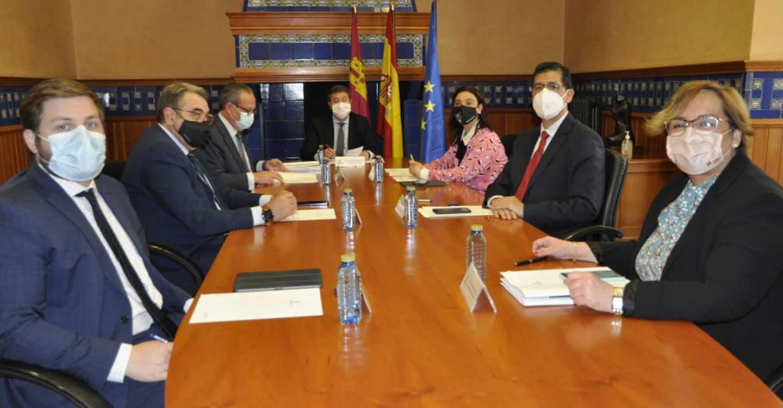 Los compromisos de la Diputación con el Plan Ciudad Real 2025 avanzan a velocidad de crucero a pesar de la pandemia