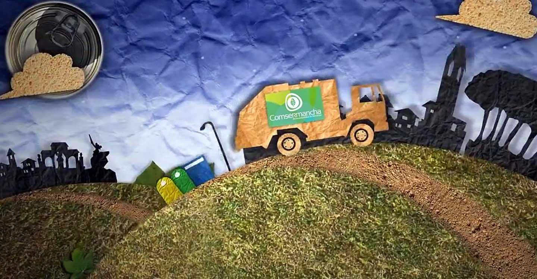 Comsermancha informa que el servicio de recogida de basuras se adelanta a las 21.00 h. los días 11, 12 y 13 de enero