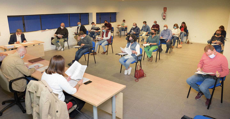 Comsermancha aprueba una inversión superior a los 2,8 millones de euros para optimizar la planta de RSU