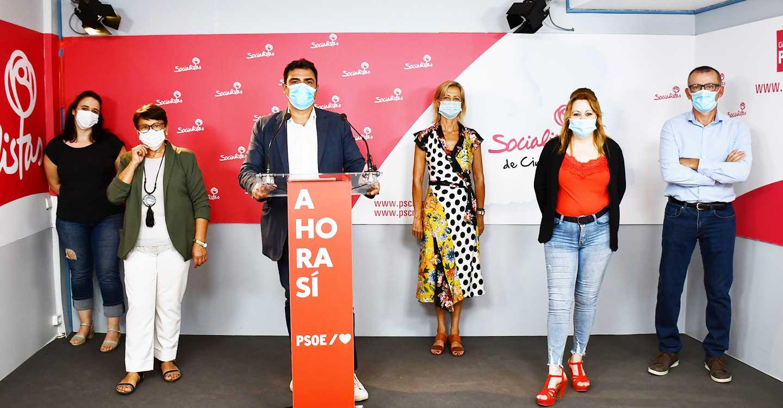 Comunicado del grupo socialista de Malagón ante la llegada de la Feria