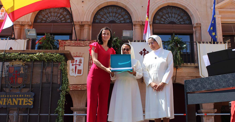 Con el pregón y la entrega de reconocimientos de TURINFA se han inaugurado hoy las Jornadas del Pimiento que este año llegan como Fiesta de Interés Turístico Regional