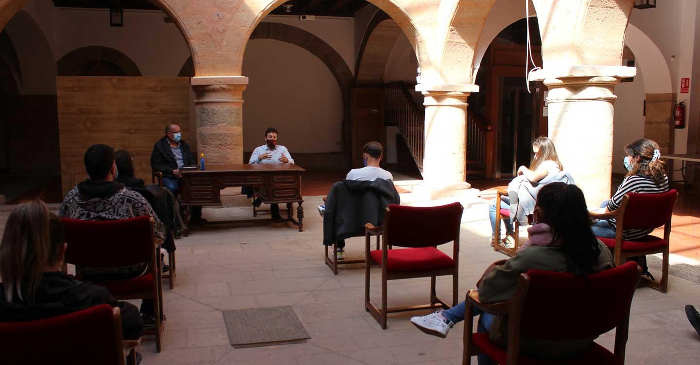 El Concejal de Turismo clausura el curso 'Diseño y gestión de actividades turísticas en el medio rural'