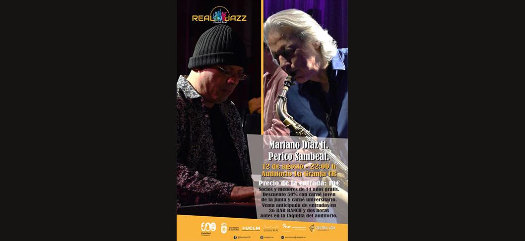 El Auditorio 'La Granja' de Ciudad Real acoge el último concierto veraniego organizado por Real Jazz