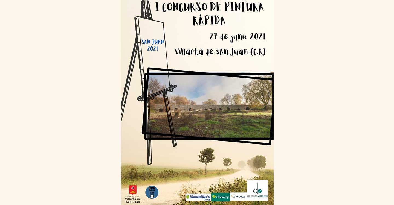 Villarta celebrará su primer concurso de pintura rápida con motivo de las fiestas patronales