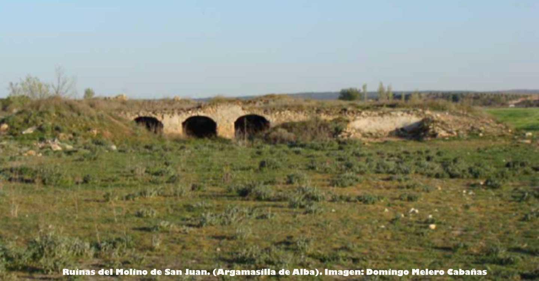 Conflictos de la Molinería de San Juan y Santiago en la divisoria de términos de ambas Órdenes Militares