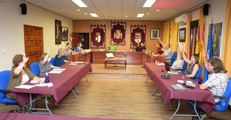 Conformada la Mesa Local por el Empleo que analizará la situación y las posibles medidas a poner en marcha en Argamasilla de Alba