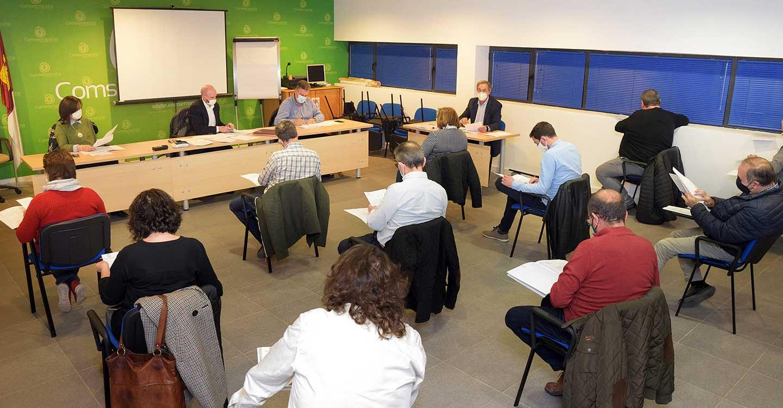 La Mancomunidad aprueba un presupuesto para 2021 de 10.446.000 euros y de 799.105 euros para el Patronato