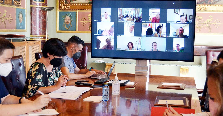 El Consorcio de RSU de Ciudad Real constituyó su nueva Asamblea General, compuesta por 12 miembros