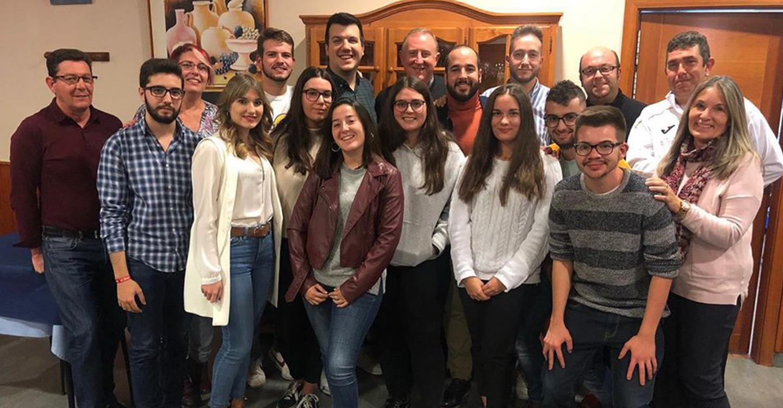 Constituidas las nuevas Juventudes Socialistas de Carrión de Calatrava con Jesús Naranjo como secretario general