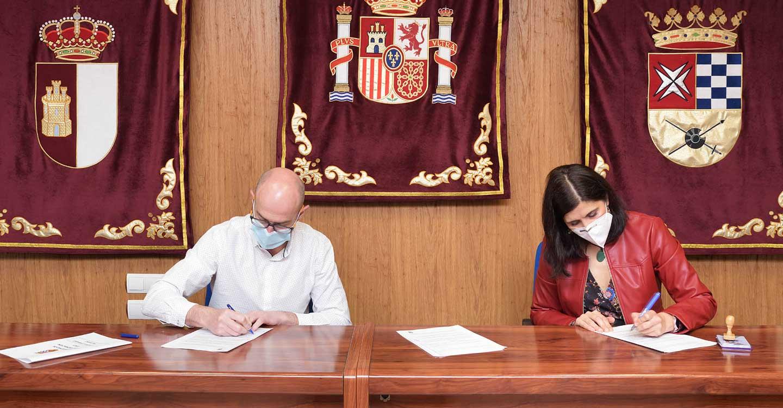 El Ayuntamiento de Argamasilla de Alba contribuye al desarrollo de la actividad literaria de Aldaba