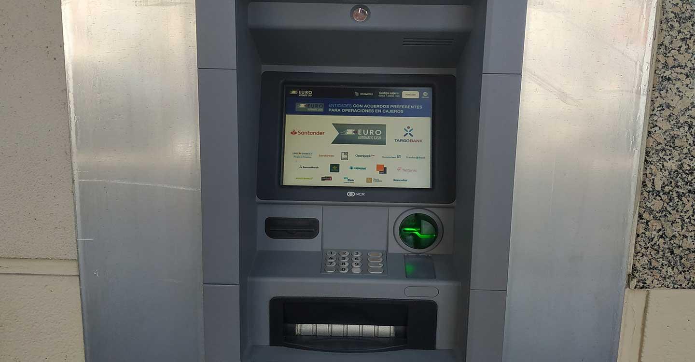 Correos instala cajeros automáticos en la Oficina Principal de Ciudad Real y en la Oficina de Puertollano